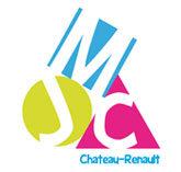 logo MJC Château-Renault